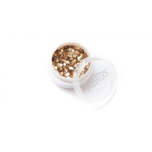 Dots 2mm Champagne
