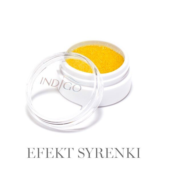 Efekt Syrenki Neon Yellow