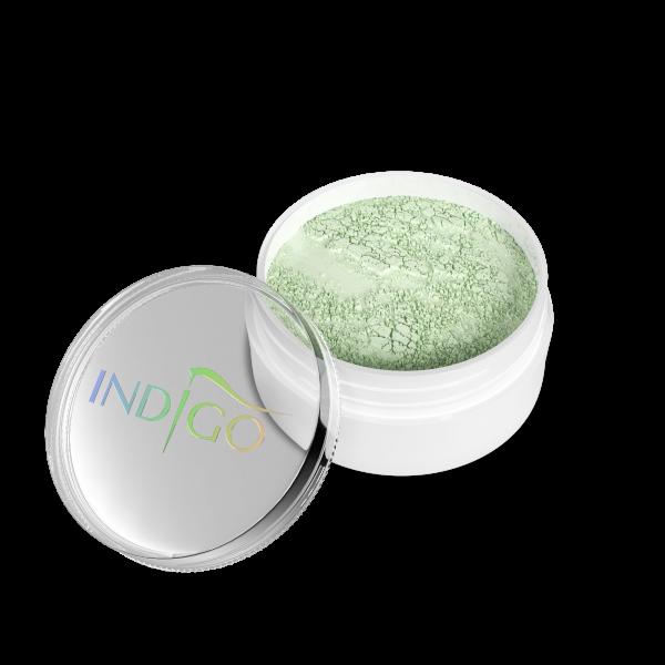 Lime Indigo Acrylic Pastel