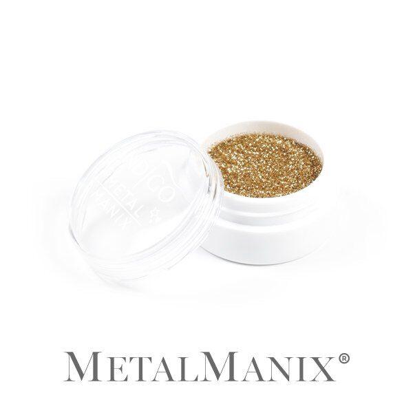 Metal Manix 24 karatowe złoto