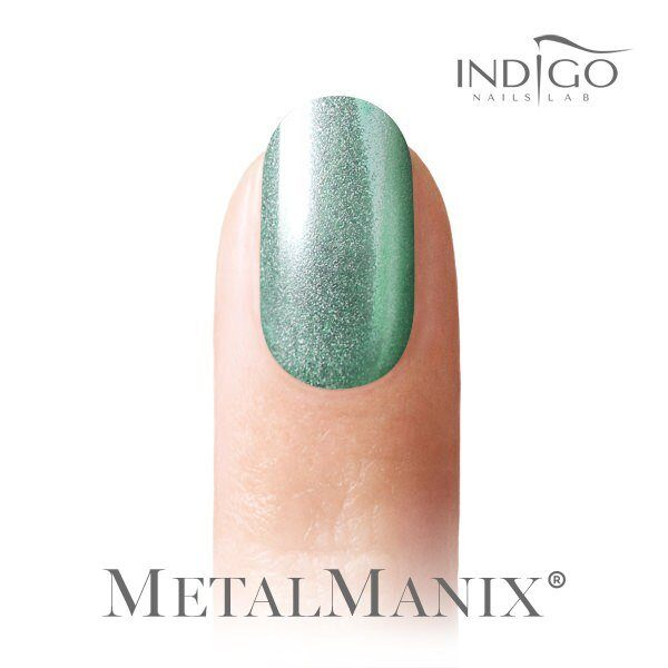Metal Manix Tiffany Effect