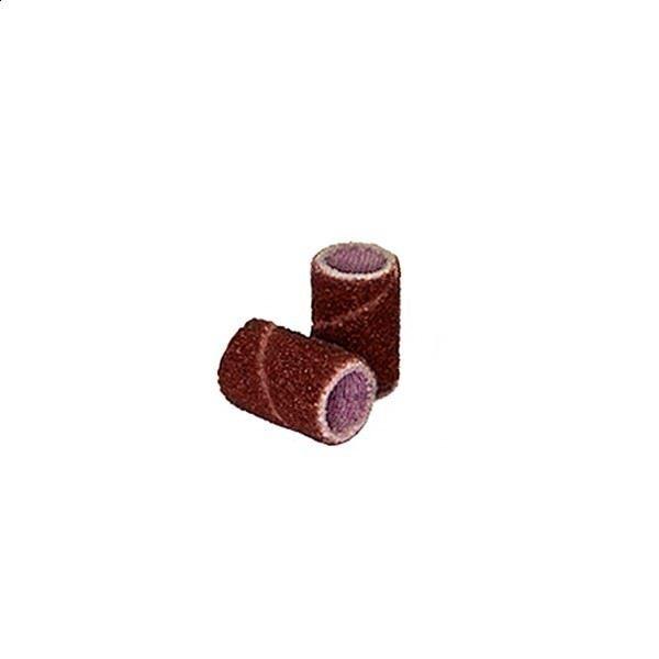 Nakładki ścierne na mandrel - gradacja 100 - 10 sztuk