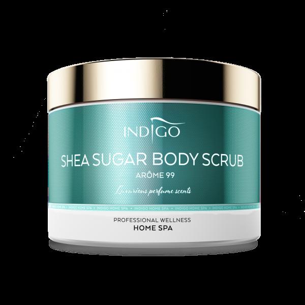Peeling cukrowy Arome 99 – Shea Sugar Body Scrub