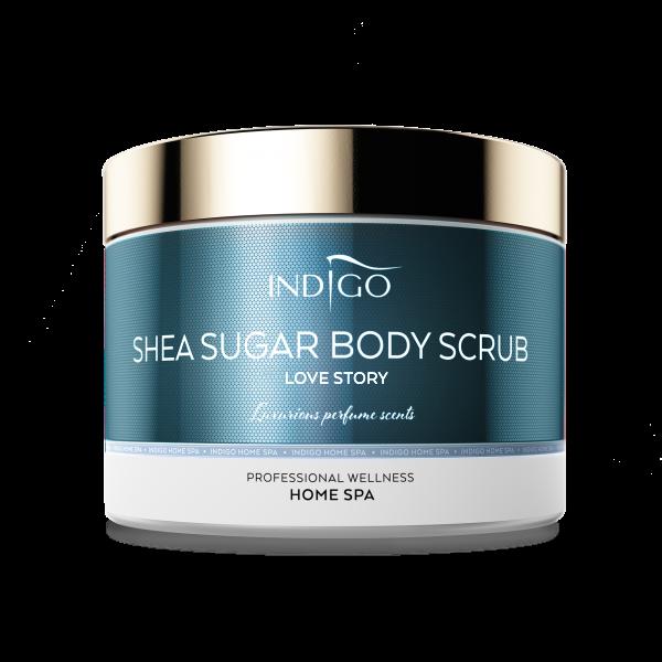 Peeling cukrowy Love Story - Shea Sugar Body Scrub