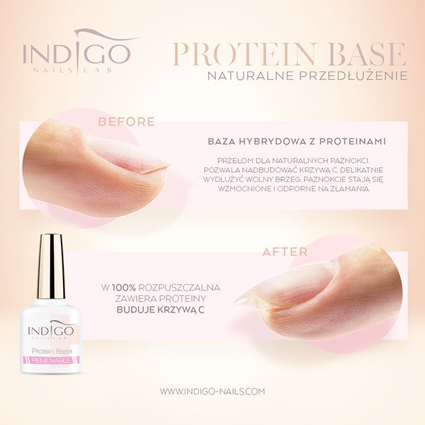 Protein Base Removable