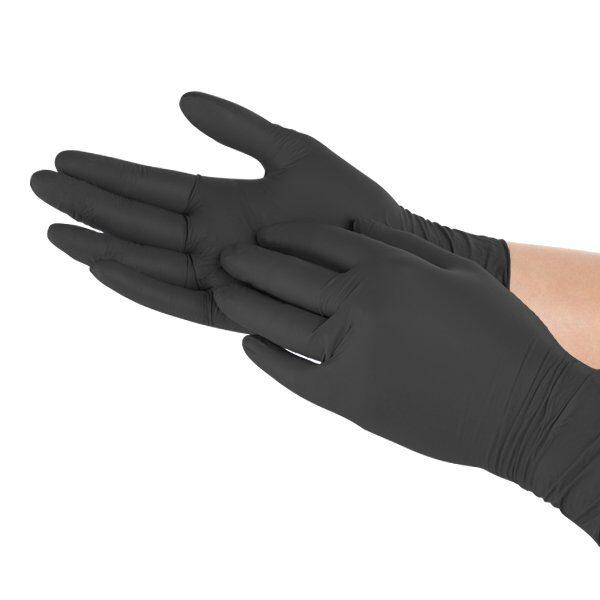 Rękawiczki Indigo - czarne
