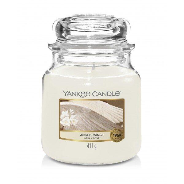 Yankee Candle Angel's Wings świeca średnia