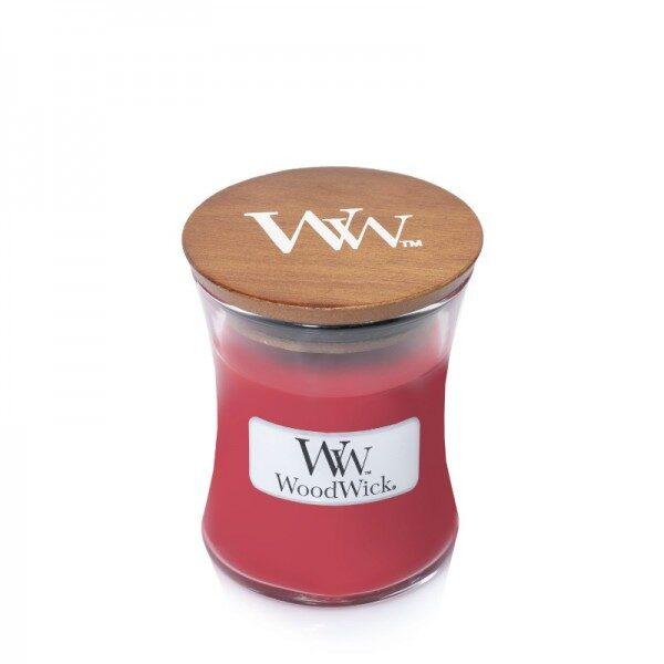 WoodWick Currant świeca mała