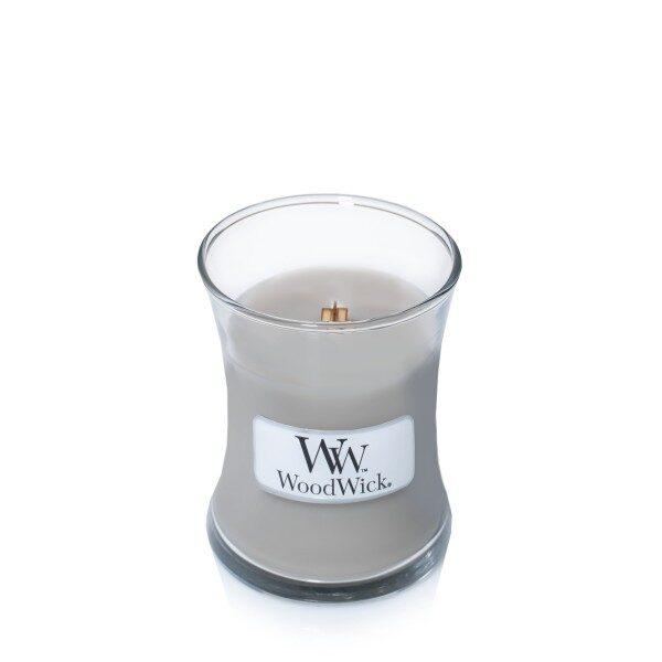 WoodWick Fireside świeca mała