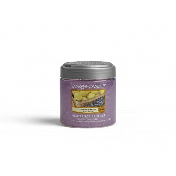 Yankee Candle Lemon Lavender kuleczki zapachowe