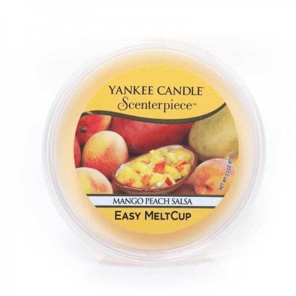 Yankee Candle Mango Peach Salsa wosk scenterpiece