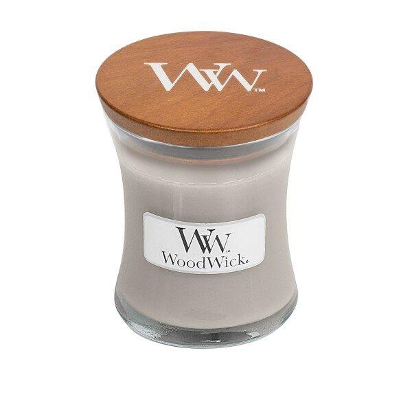 WoodWick Sacred Smoke świeca mała