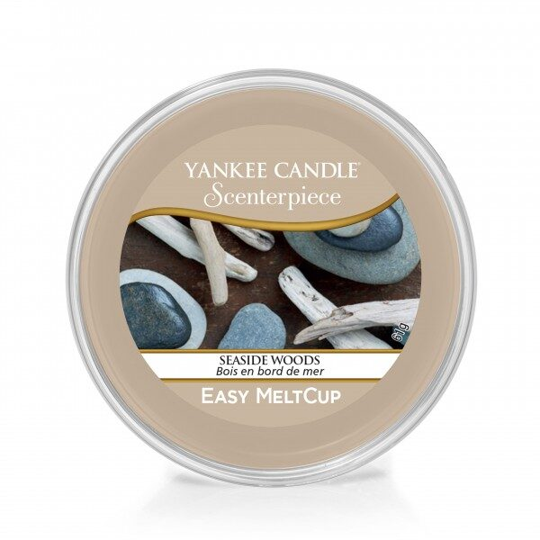 Yankee Candle Seaside Woods wosk scenterpiece