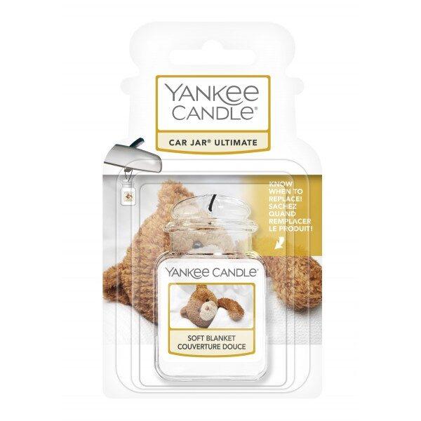 Yankee Candle Soft Blanket car jar ultimate