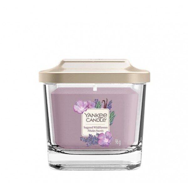 Yankee Candle Sugared Wildflowers świeca mała