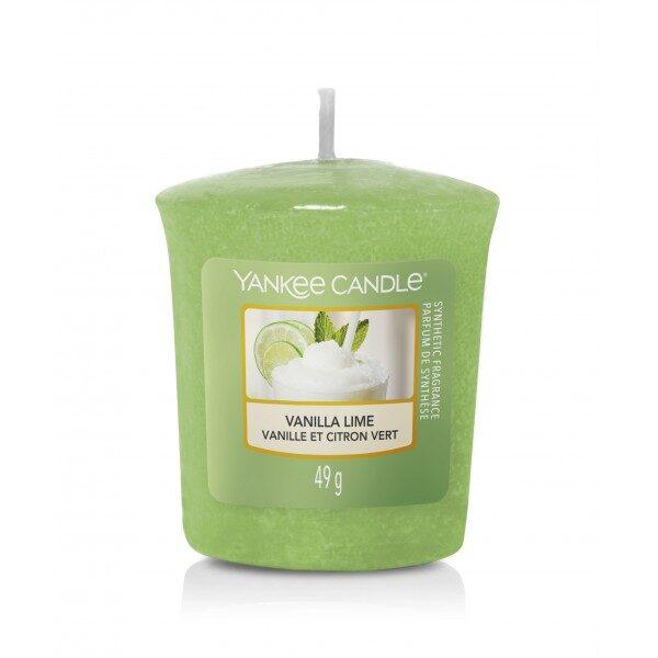 Yankee Candle Vanilla Lime świeca votive