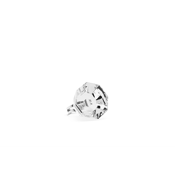 Diamond Glue Ring