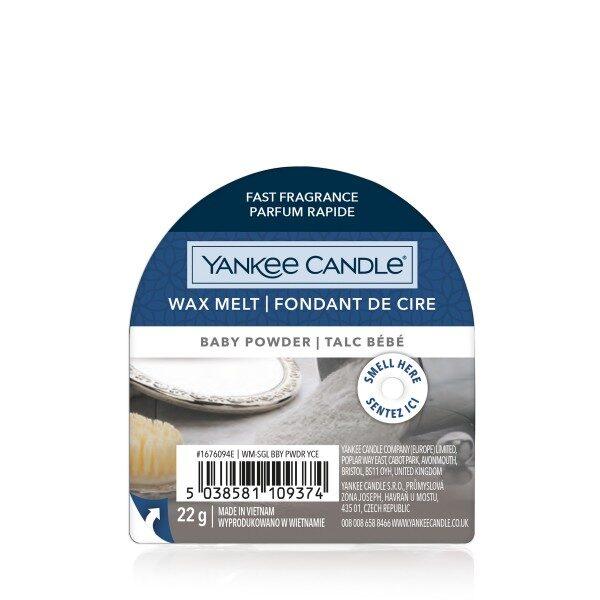 Yankee Candle Baby Powder wosk