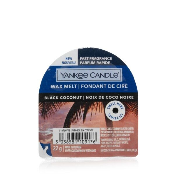 Yankee Candle Black Coconut wosk