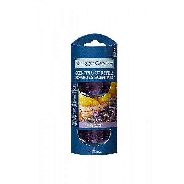 Yankee Candle Lemon Lavender uzupełniacz do odświeżacza