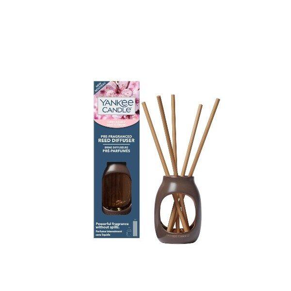 Yankee Candle Cherry Blossom pałeczki nasączone zapachem - zestaw