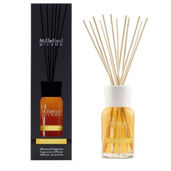 Millefiori Milano Fiori D'Arancio pałeczki zapachowe 500 ml