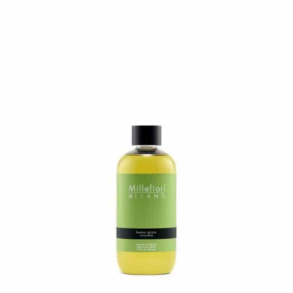 Millefiori Milano Lemon Grass uzupełniacz do pałeczek 250 ml