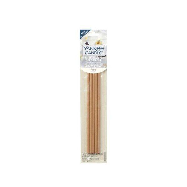 Yankee Candle Vanilla pałeczki nasączone zapachem