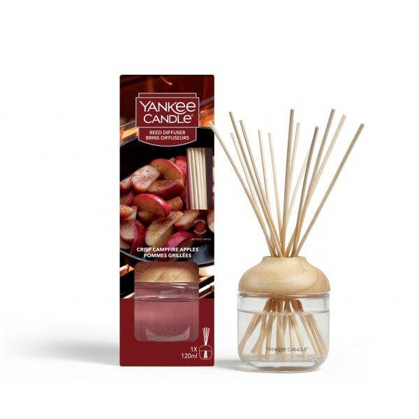 Yankee Candle Crisp Campfire Apples pałeczki zapachowe 120 ml