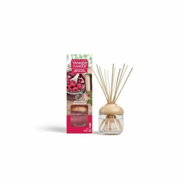 Yankee Candle Red Raspberry pałeczki zapachowe 120ml