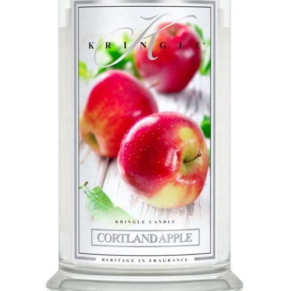 Kringle Candle Cortland Apple świeca zapachowa (624g)