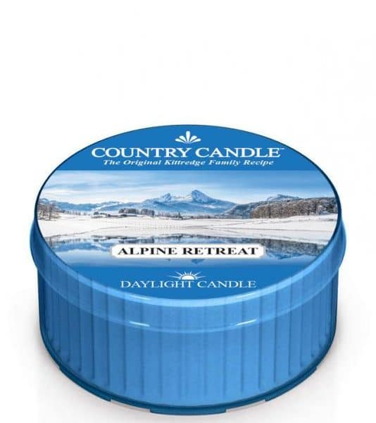 Country Candle - Alpine Retreat - Daylight (42g)