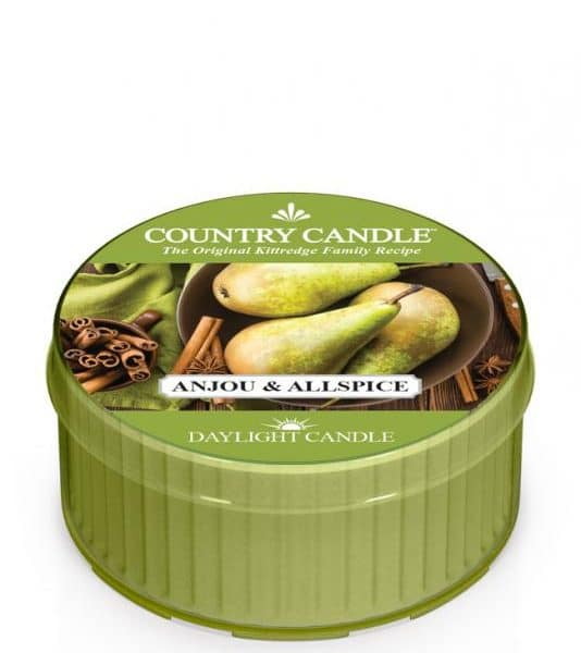 Country Candle - Anjou and Allspice - Daylight (35g)