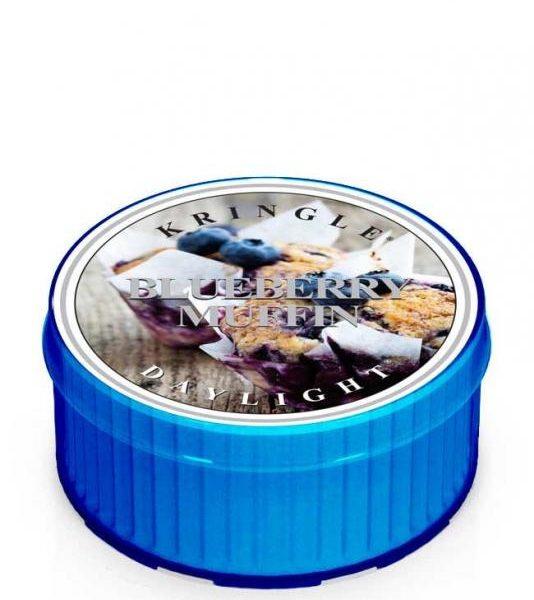 Kringle Candle - Blueberry Muffin - Świeczka zapachowa (35g)