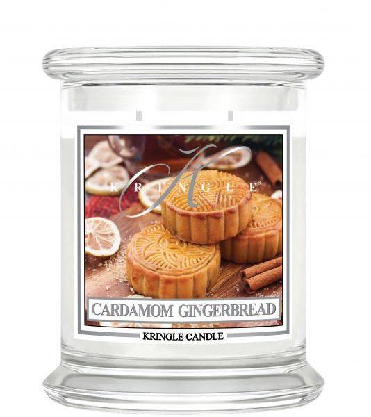 Kringle Candle Cardamom Gingerbread świeca zapachowa (411g)