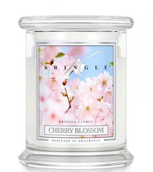 Kringle Candle Cherry Blossom świeca zapachowa (411g)