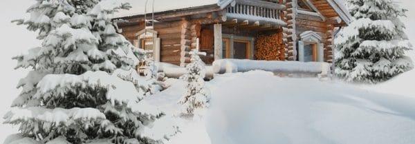 Kringle Candle - Cozy Cabin - Wosk zapachowy potpourri (64g)
