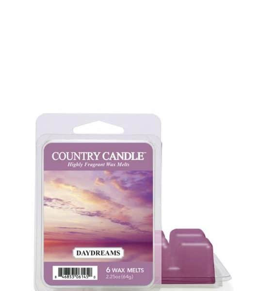 Country Candle - Daydreams - Wosk zapachowy (64g)