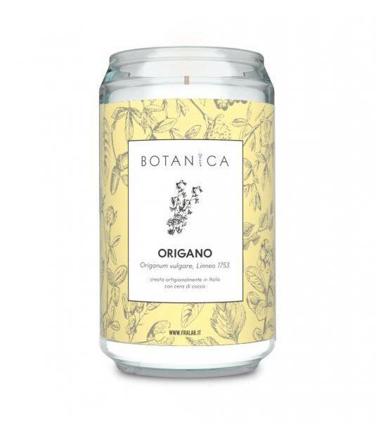 FraLab - Origano - świeca kokosowa (390g)