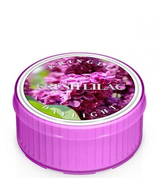 Kringle Candle - Fresh Lilac - Świeczka zapachowa (35g)