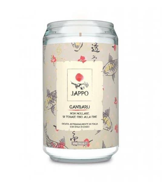FraLab - Ganbaru - świeca kokosowa (390g)