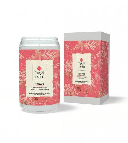 FraLab - Hanami - świeca kokosowa (390g)