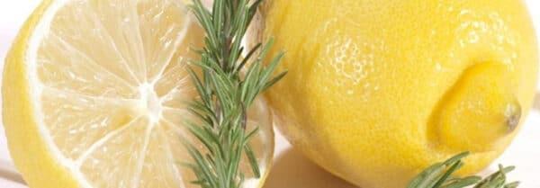"""Kringle Candle - Rosemary Lemon - Wosk zapachowy """"potpourri"""" (64g)"""