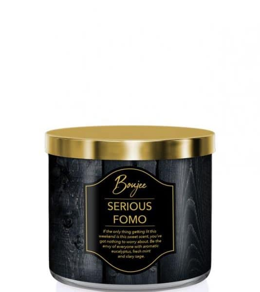 Kringle Candle Serious Fomo (Boujee) świeca zapachowa (411g)