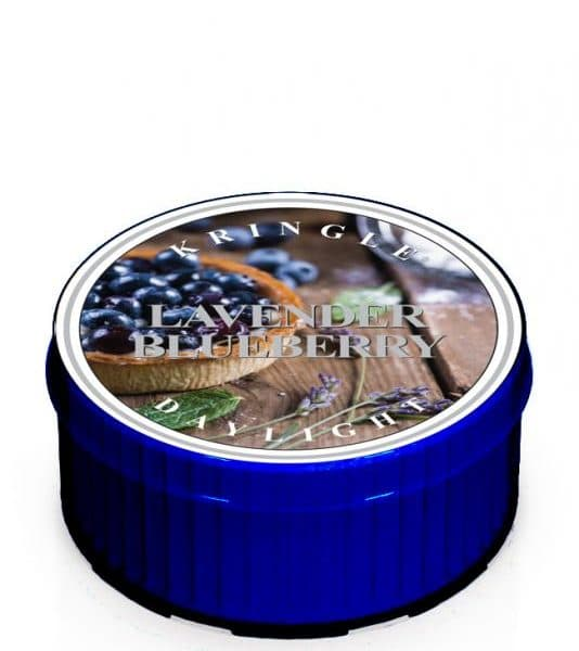 Kringle Candle - Lavender Blueberry - Świeczka zapachowa (35g)