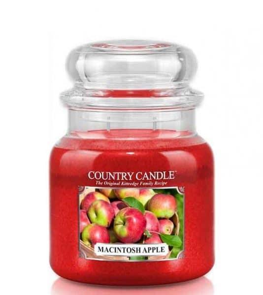Country Candle Macintosh Apple świeca zapachowa (453g)