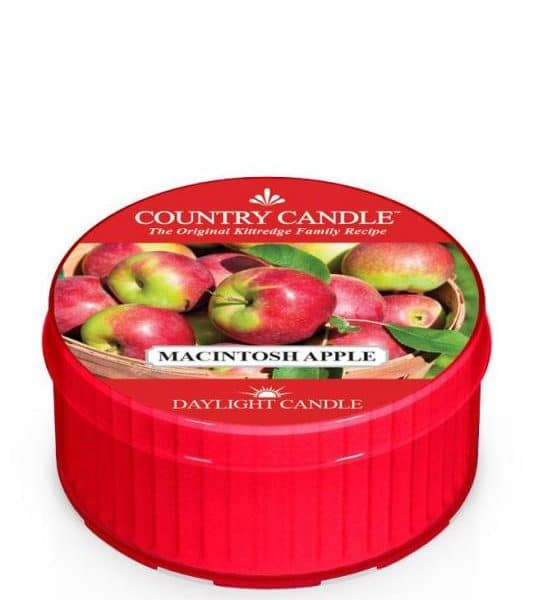 Country Candle - Macintosh Apple - Daylight (35g)