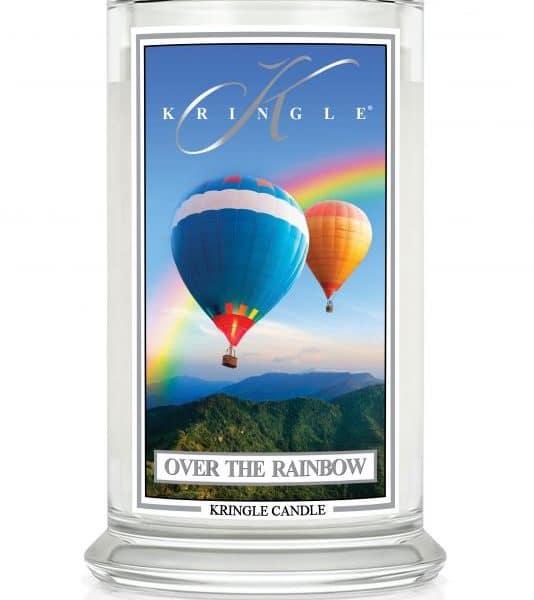 Kringle Candle Over the Rainbow świeca zapachowa (623g)