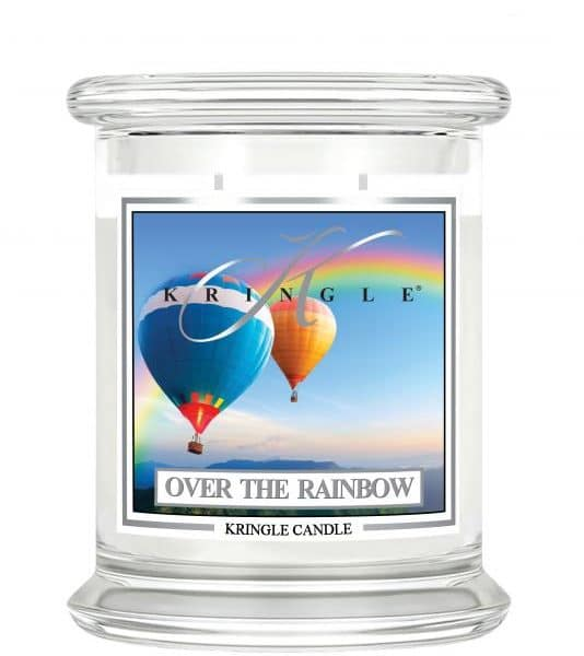 Kringle Candle Over the Rainbow świeca zapachowa (411g)