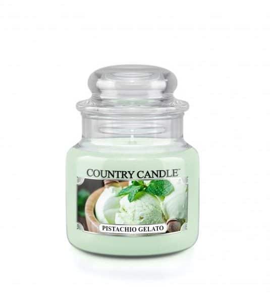 Country Candle Pistachio Gelato świeca zapachowa (104g)